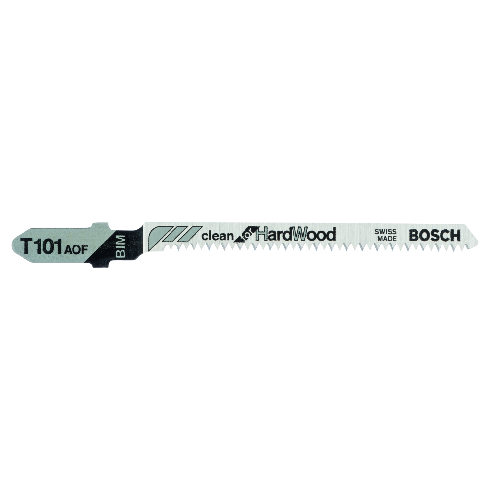 Bosch Clean for hard Wood T101AOF Sticksågblad 83mm 5-pack