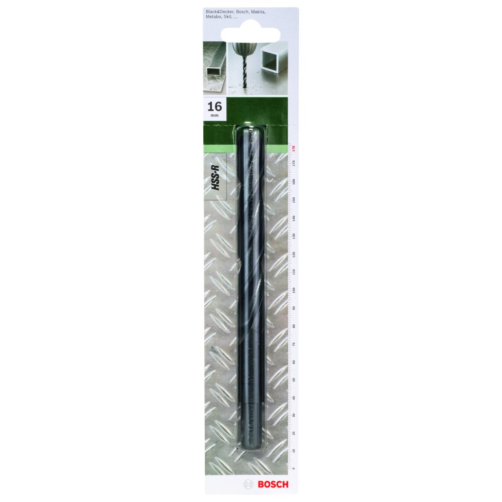 Bosch Metallborr HSS-R 16mm