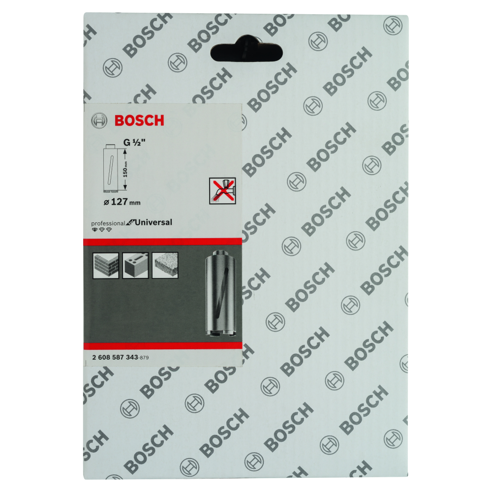 Bosch Diamantborr TORR 127X150mm 1/2PROF