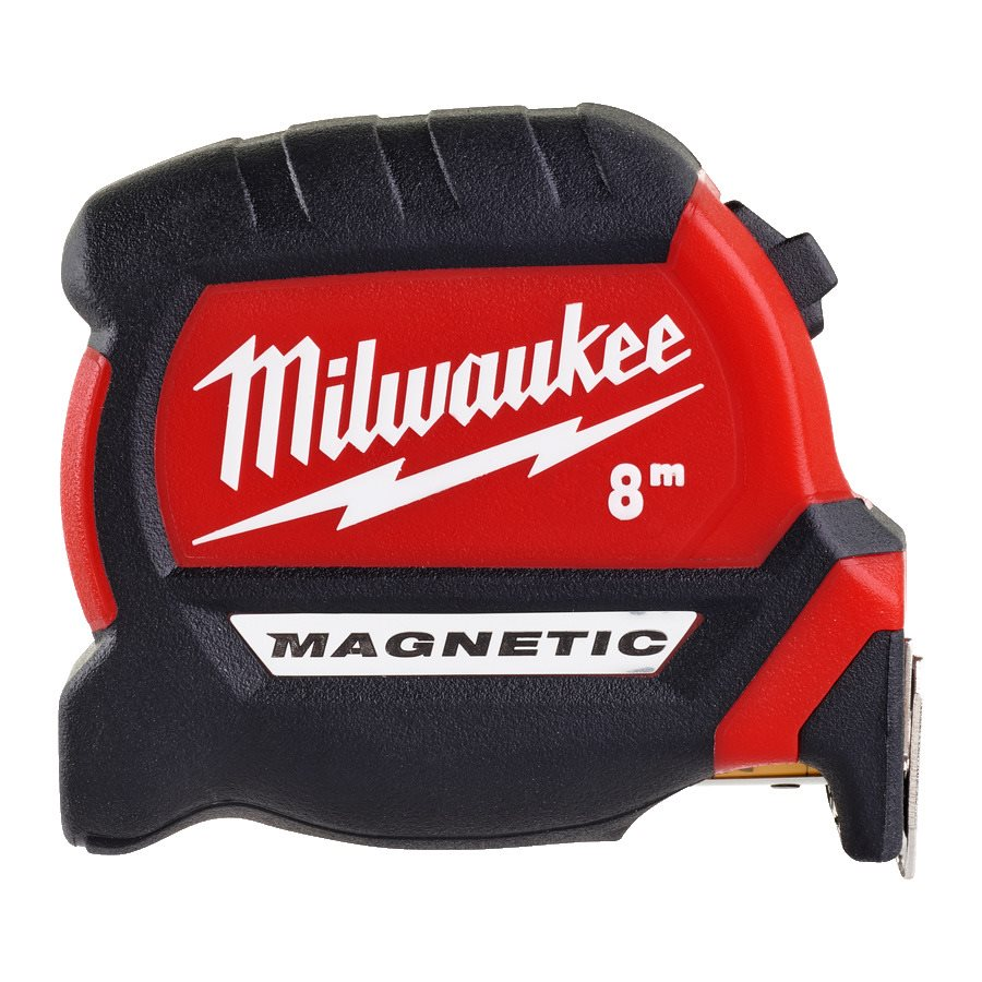 Milwaukee Måttband MAG 8m/27mm