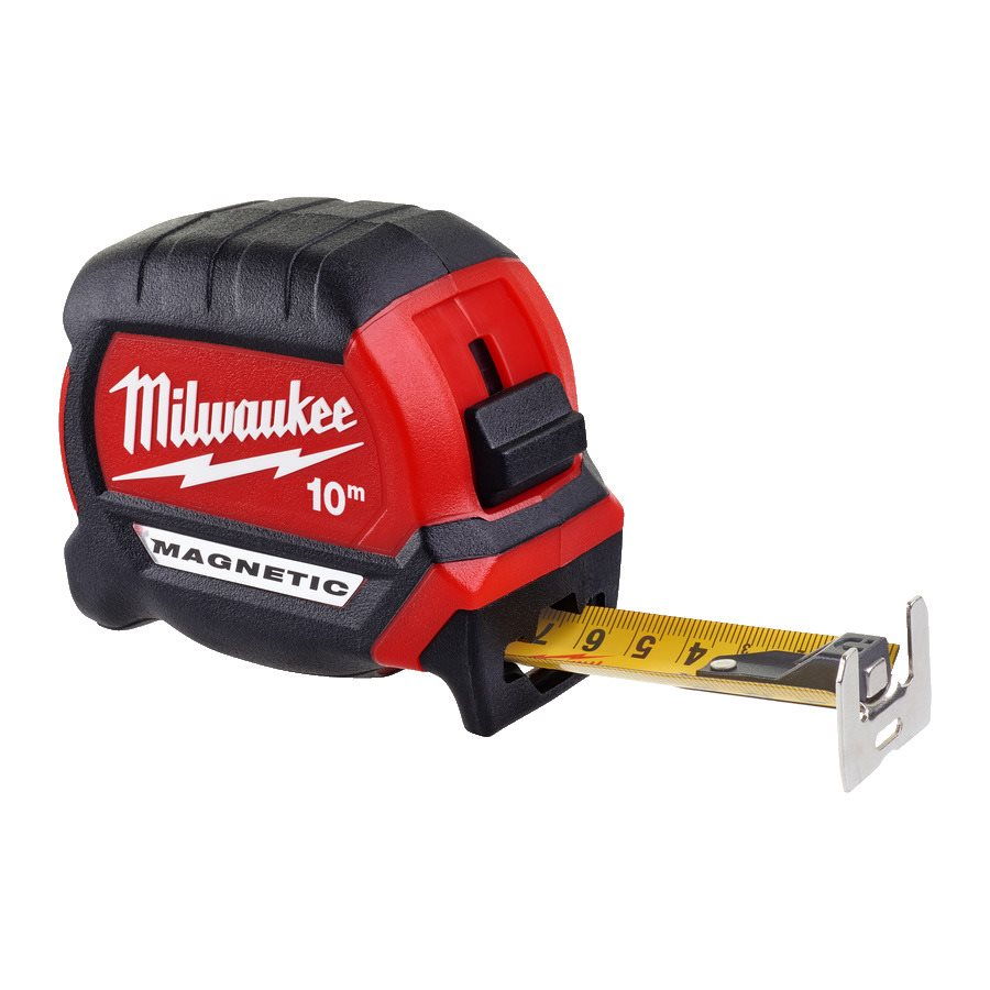 Milwaukee Måttband MAG 10m/27mm
