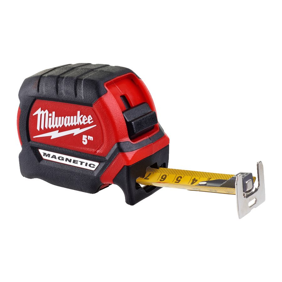 Milwaukee Måttband MAG 5m-16FT/27mm