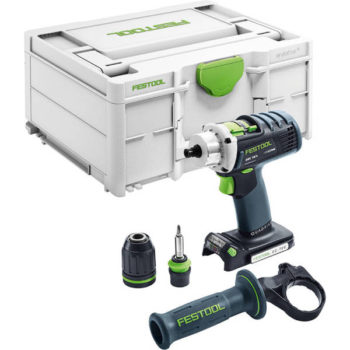 Festool DRC 18/4-Basic Quadrive