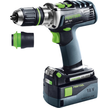 Festool DRC 18/4 5,2/4,0 I-Plus-SCA Quadrive