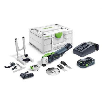 Festool OSC 18 HPC 4,0 EI-Set VECTURO