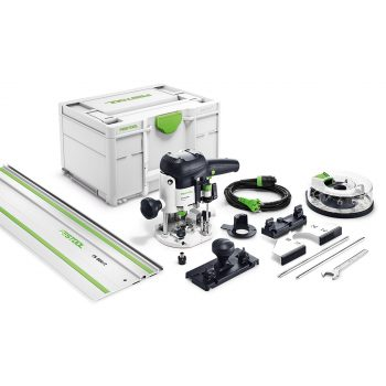 Festool OF 1010 EBQ-Set+Box-OF-S 8/10x HW