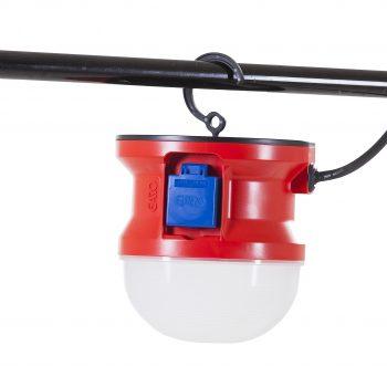 Garo Bygglampa Ball-Led 2.0 230V