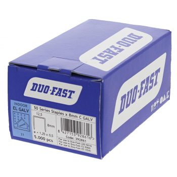 Paslode Duo-Fast 50 Klammer efz 12mm 5000-pack
