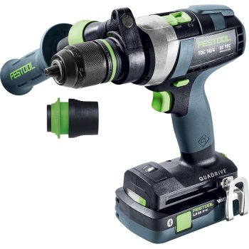 Festool TDC 18/4 5,2/4,0 I-Plus-SCA