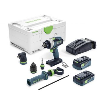 Festool TDC 18/4 5,2/4,0 I-Set-SCA